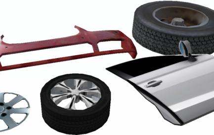 Pojazdy i elementy z nimi związane_Części pojazdu